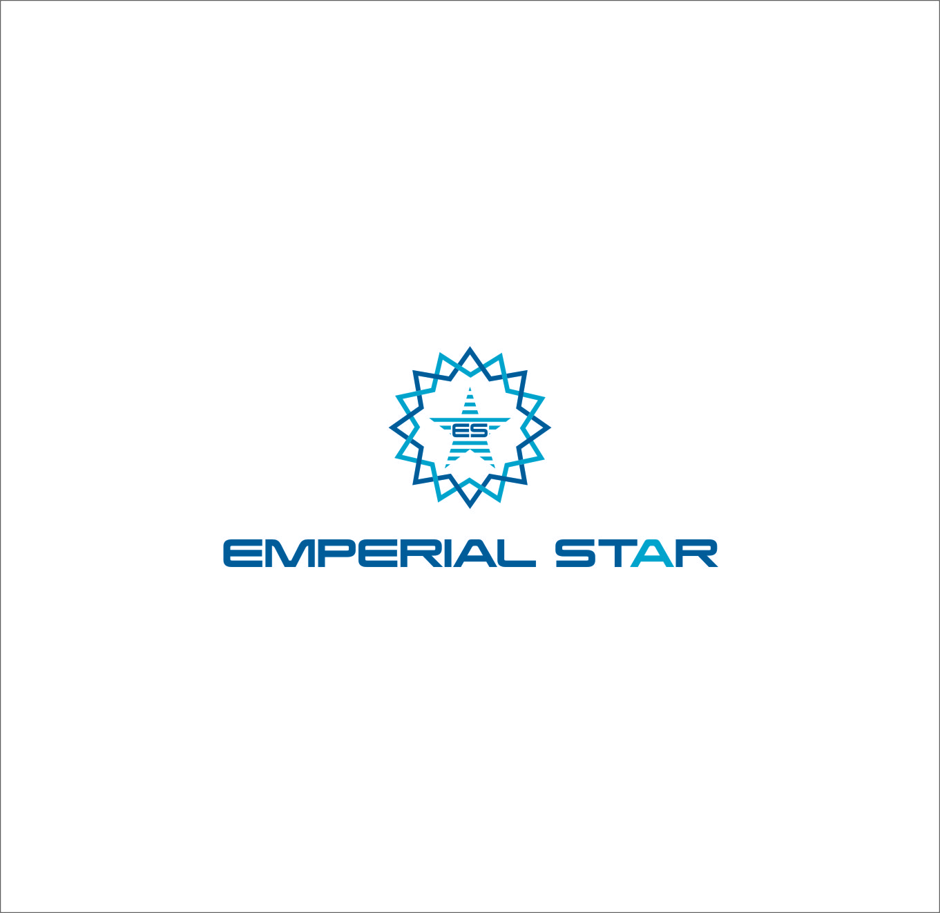 Logo Design by Ngepet_art - Entry No. 16 in the Logo Design Contest Emperial Star Logo Design.
