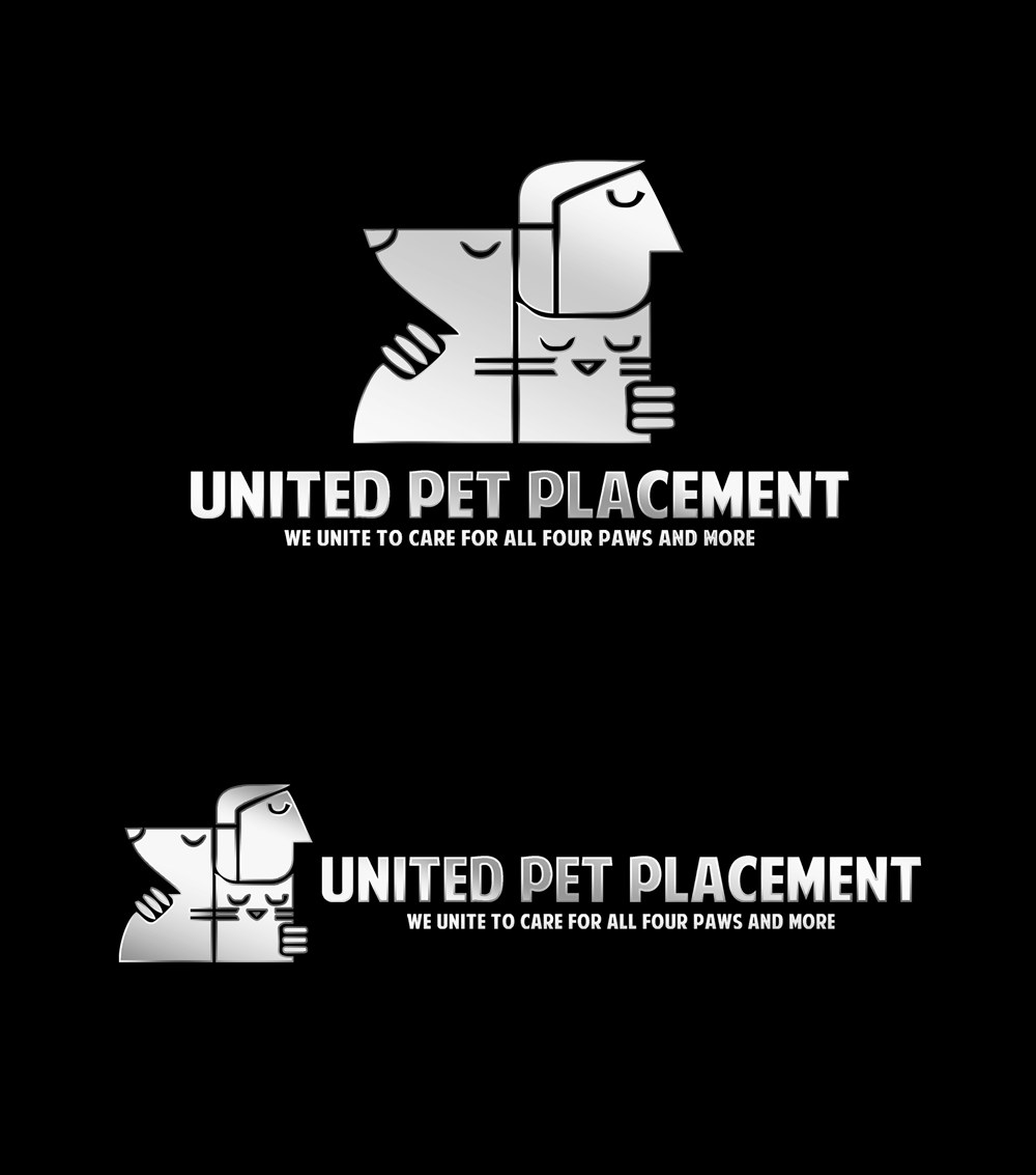Logo Design by Respati Himawan - Entry No. 99 in the Logo Design Contest Artistic Logo Design for united pet placement.