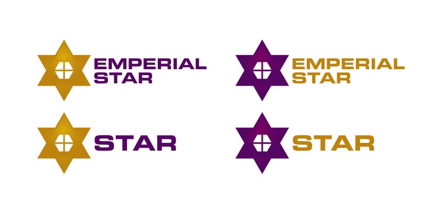 Logo Design by untung - Entry No. 21 in the Logo Design Contest Emperial Star Logo Design.