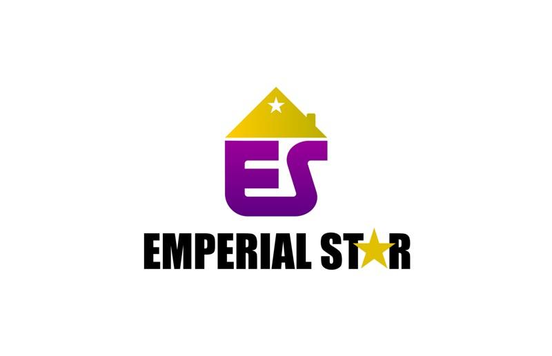 Logo Design by Crispin Jr Vasquez - Entry No. 23 in the Logo Design Contest Emperial Star Logo Design.