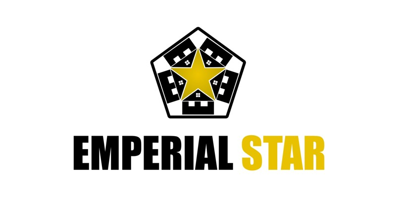 Logo Design by Crispin Jr Vasquez - Entry No. 24 in the Logo Design Contest Emperial Star Logo Design.