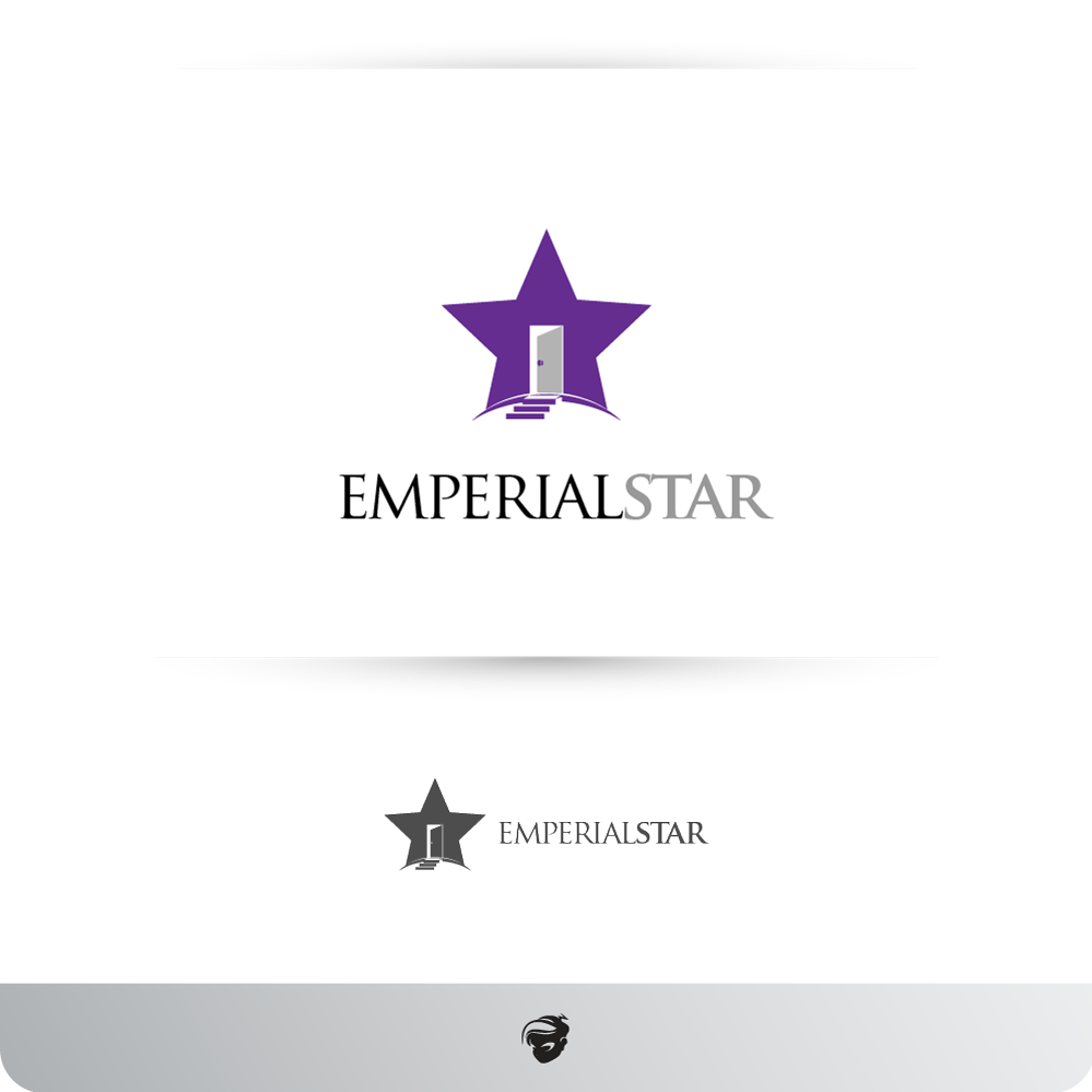 Logo Design by zesthar - Entry No. 33 in the Logo Design Contest Emperial Star Logo Design.