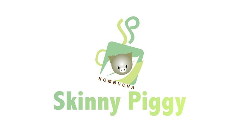 Logo Design by Crispin Jr Vasquez - Entry No. 28 in the Logo Design Contest Fun Logo Design for Skinny Piggy.