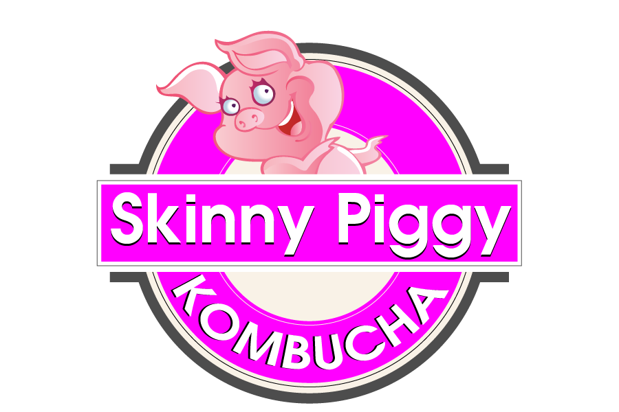 Logo Design by brands_in - Entry No. 37 in the Logo Design Contest Fun Logo Design for Skinny Piggy.