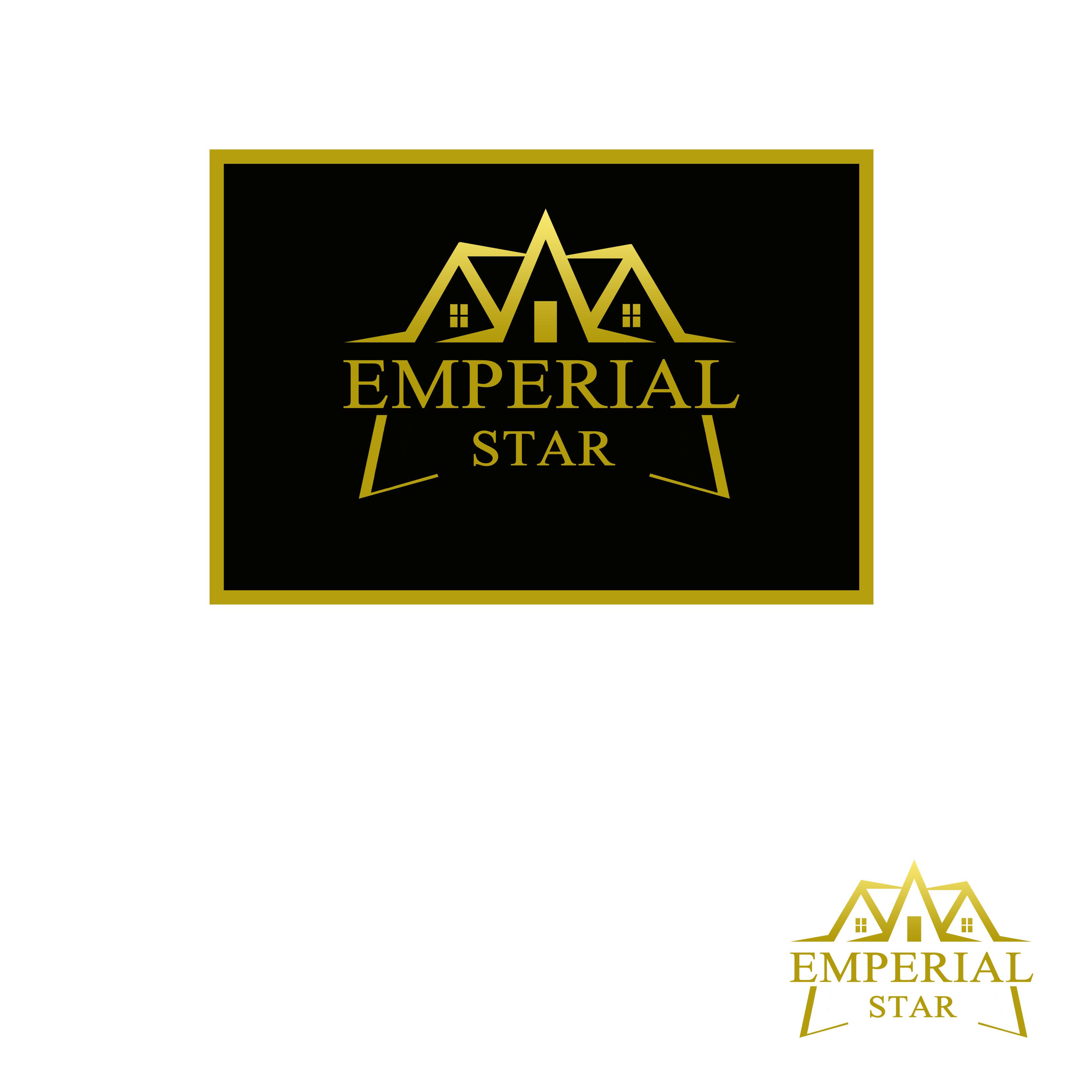 Logo Design by Mary Ann Esclamado - Entry No. 55 in the Logo Design Contest Emperial Star Logo Design.