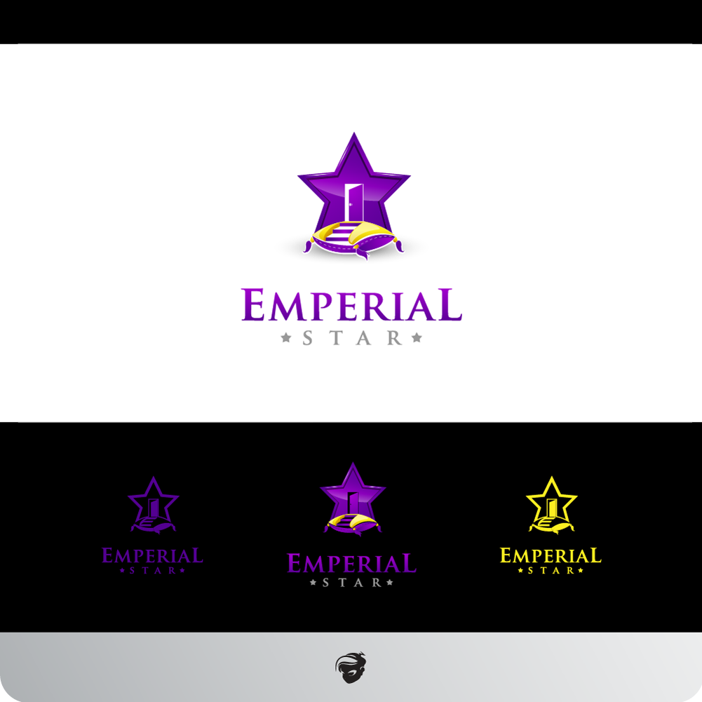 Logo Design by zesthar - Entry No. 60 in the Logo Design Contest Emperial Star Logo Design.