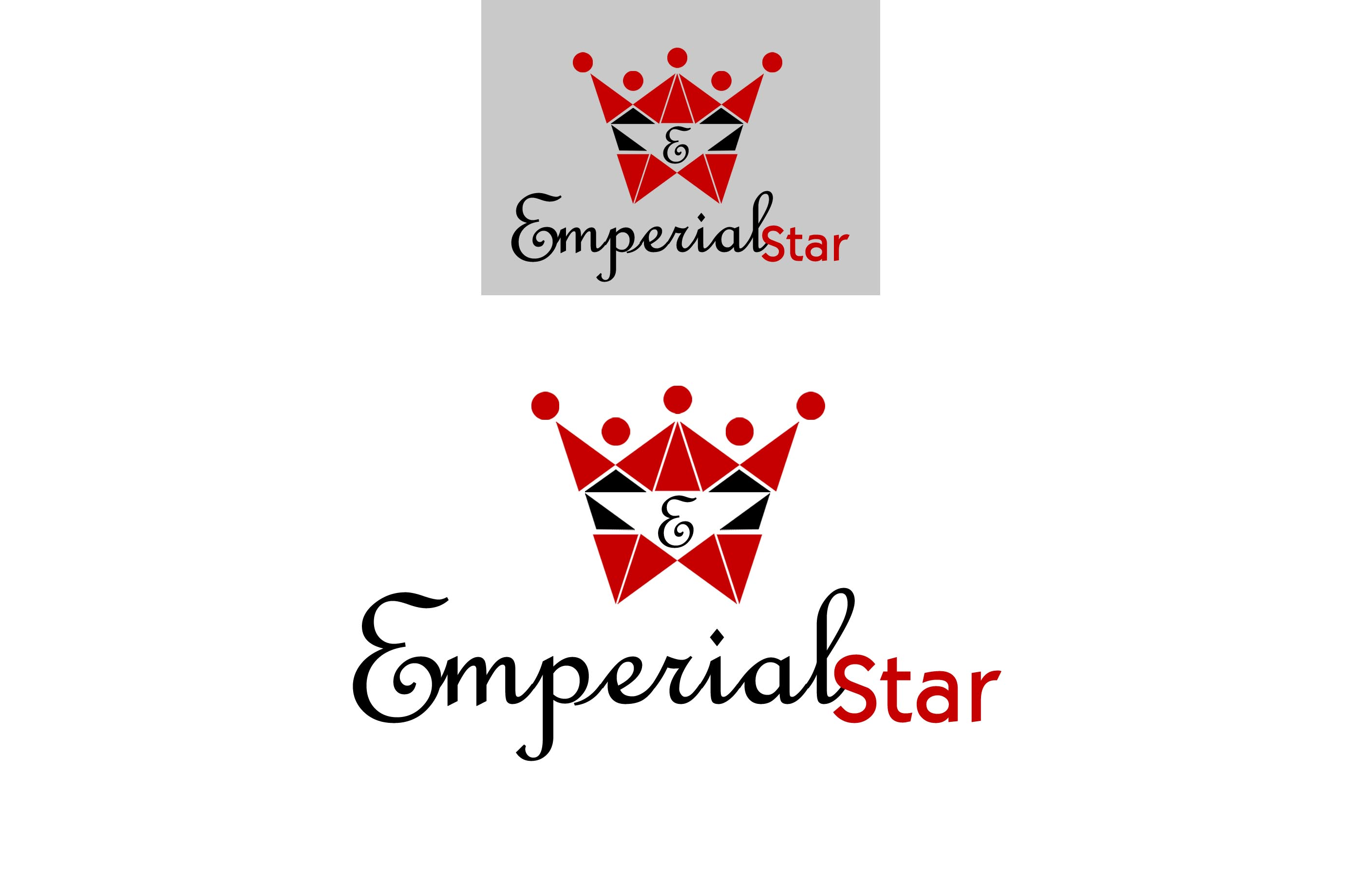 Logo Design by Cesar III Sotto - Entry No. 73 in the Logo Design Contest Emperial Star Logo Design.
