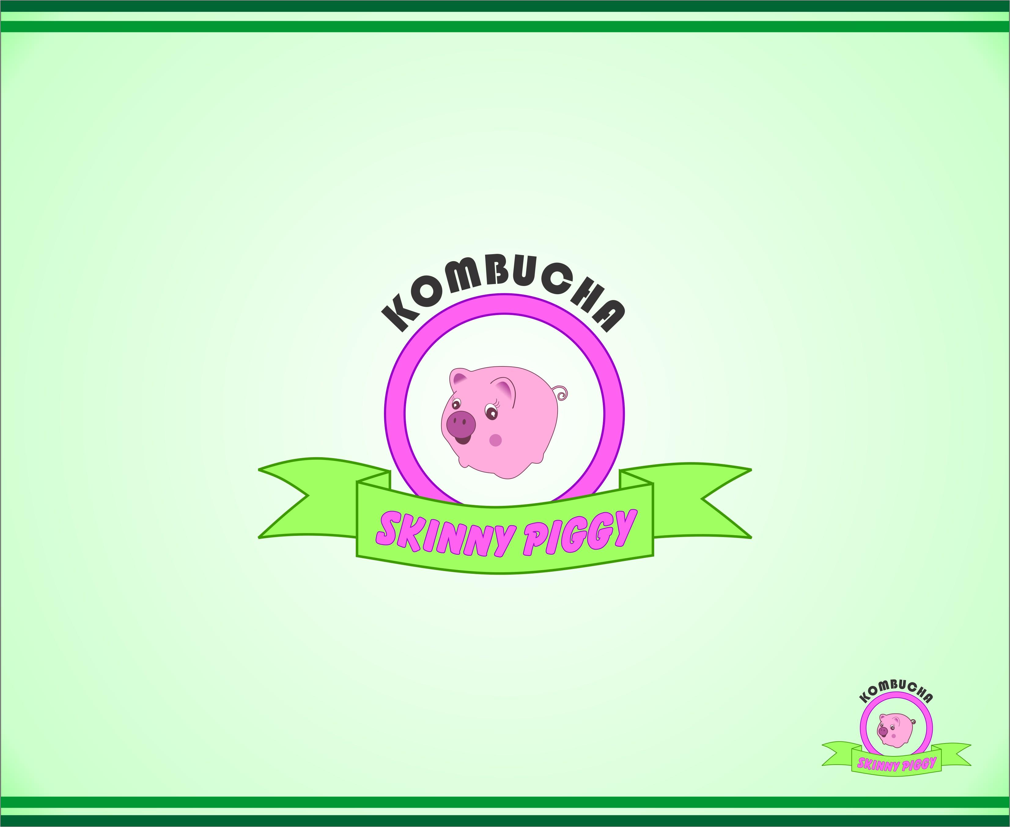 Logo Design by Mhon_Rose - Entry No. 44 in the Logo Design Contest Fun Logo Design for Skinny Piggy.