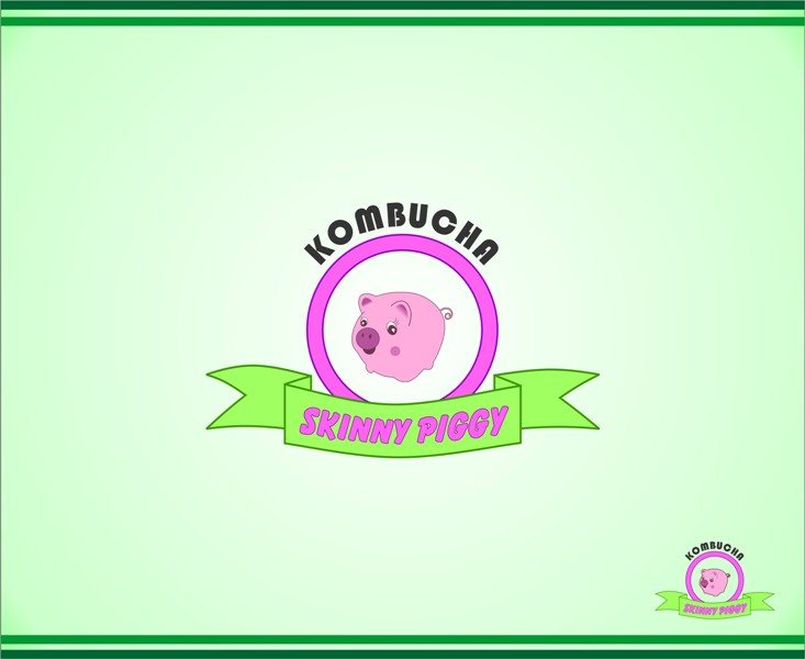 Logo Design by Mhon_Rose - Entry No. 45 in the Logo Design Contest Fun Logo Design for Skinny Piggy.