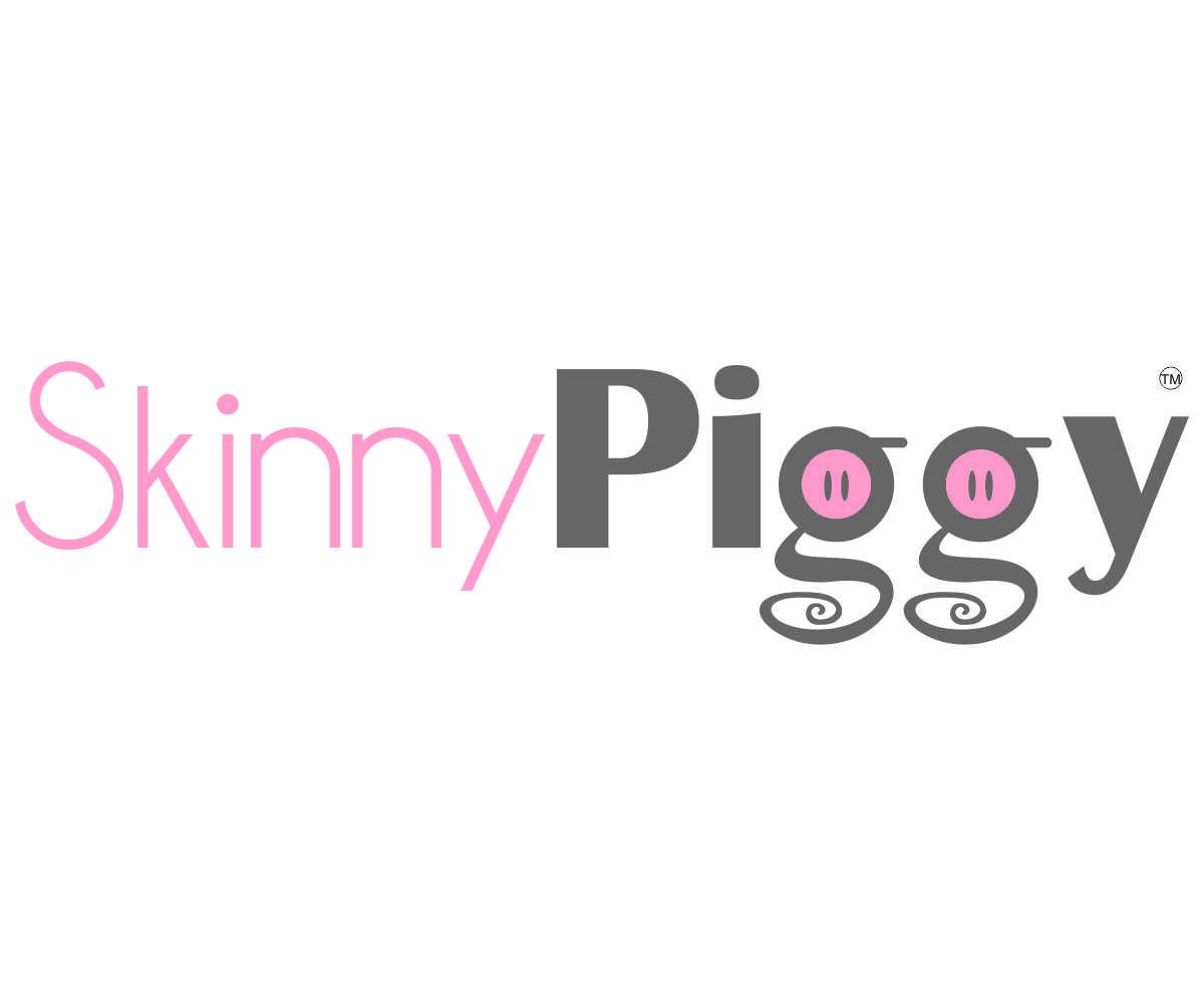 Logo Design by franz - Entry No. 46 in the Logo Design Contest Fun Logo Design for Skinny Piggy.