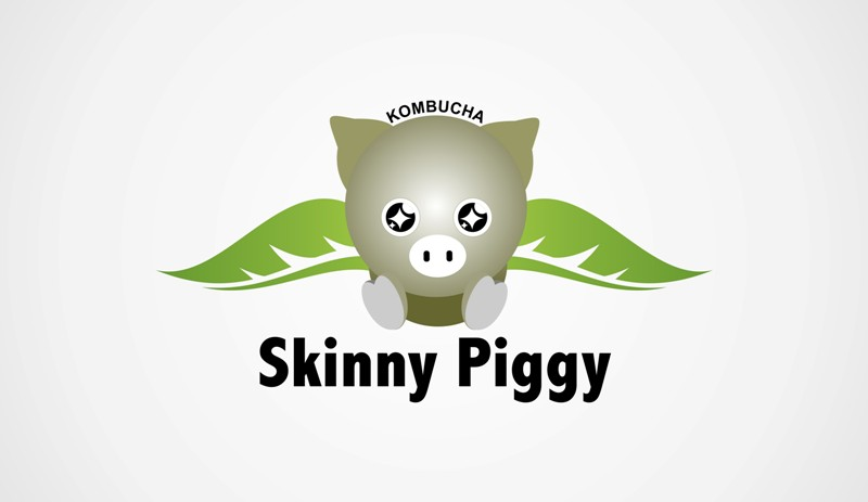 Logo Design by Crispin Jr Vasquez - Entry No. 47 in the Logo Design Contest Fun Logo Design for Skinny Piggy.