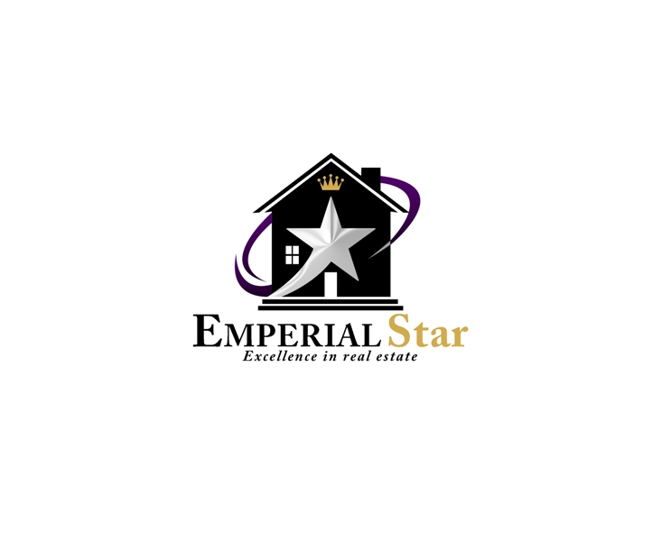 Logo Design by Juan_Kata - Entry No. 74 in the Logo Design Contest Emperial Star Logo Design.
