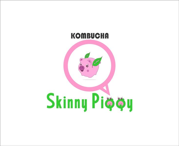 Logo Design by Mhon_Rose - Entry No. 49 in the Logo Design Contest Fun Logo Design for Skinny Piggy.