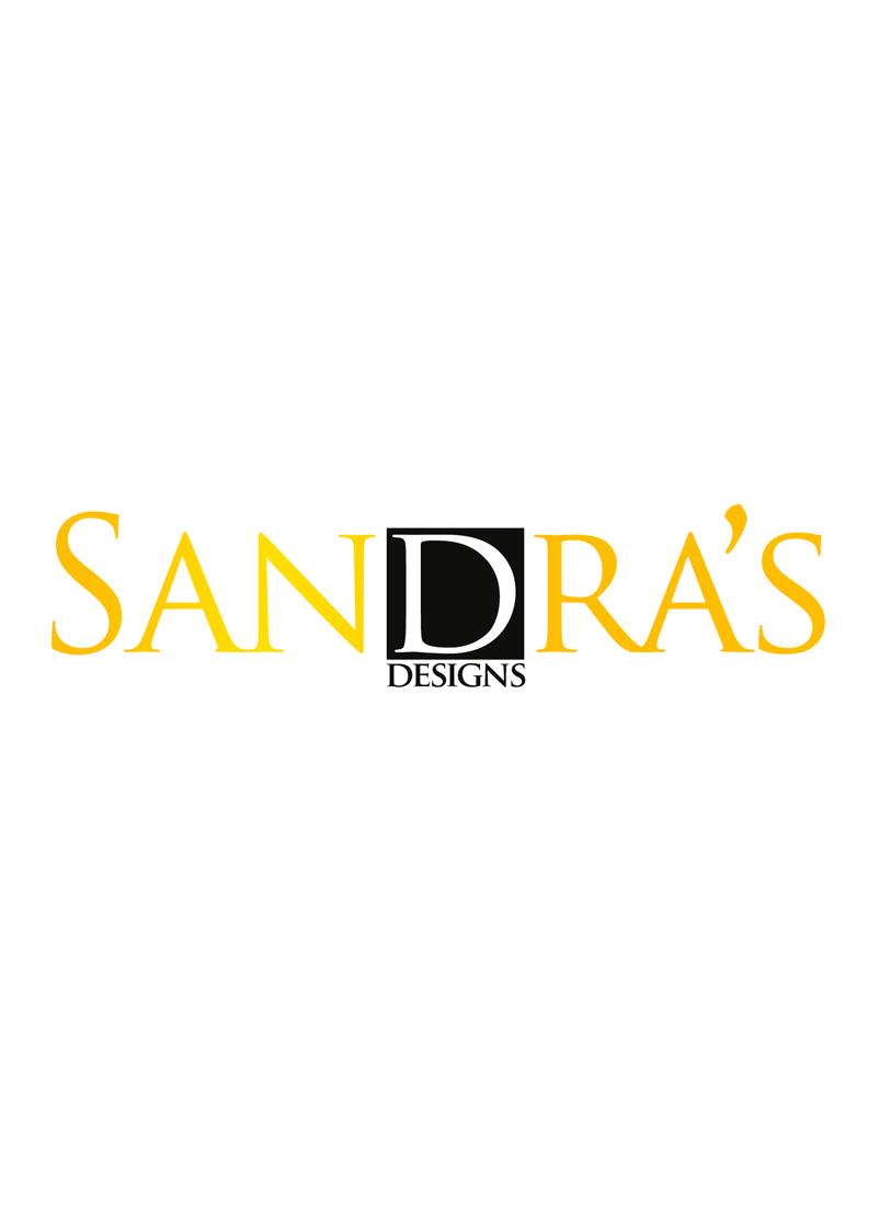 Logo Design by Private User - Entry No. 112 in the Logo Design Contest Imaginative Logo Design for Sandra's.
