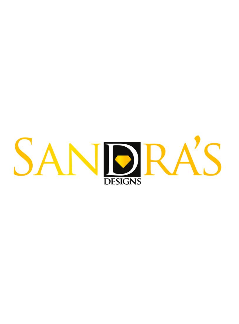 Logo Design by Private User - Entry No. 113 in the Logo Design Contest Imaginative Logo Design for Sandra's.