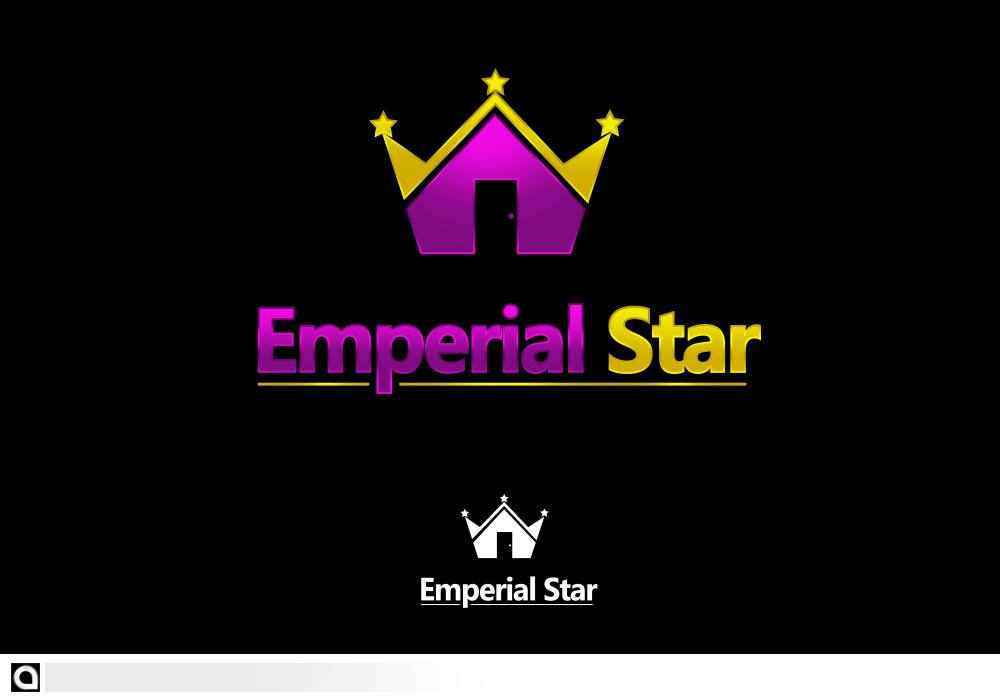 Logo Design by alocelja - Entry No. 77 in the Logo Design Contest Emperial Star Logo Design.