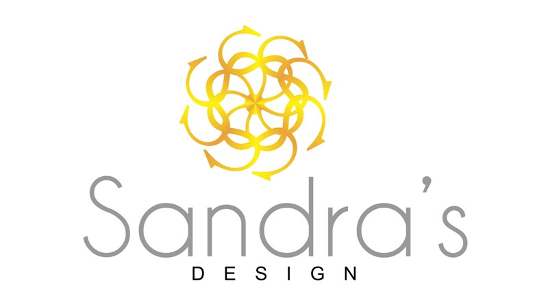 Logo Design by Crispin Jr Vasquez - Entry No. 115 in the Logo Design Contest Imaginative Logo Design for Sandra's.