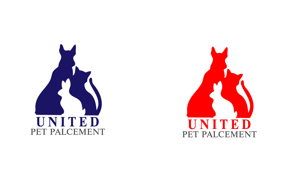 Logo Design by brands_in - Entry No. 113 in the Logo Design Contest Artistic Logo Design for united pet placement.