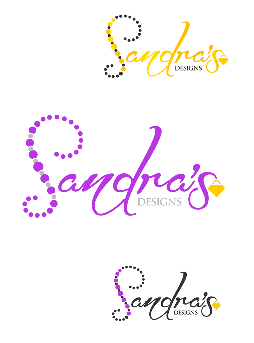Logo Design by Robert Turla - Entry No. 118 in the Logo Design Contest Imaginative Logo Design for Sandra's.