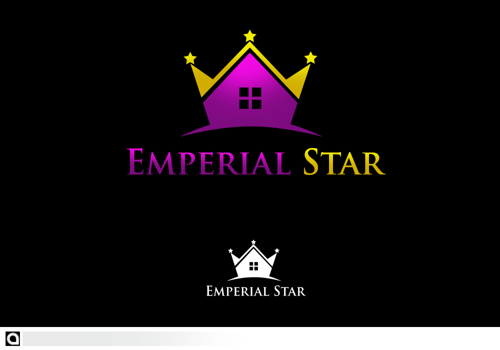 Logo Design by alocelja - Entry No. 82 in the Logo Design Contest Emperial Star Logo Design.