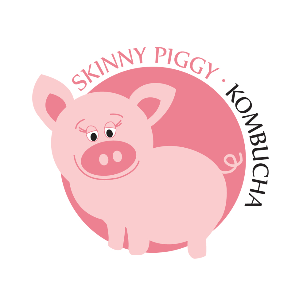 Logo Design by caracol - Entry No. 51 in the Logo Design Contest Fun Logo Design for Skinny Piggy.