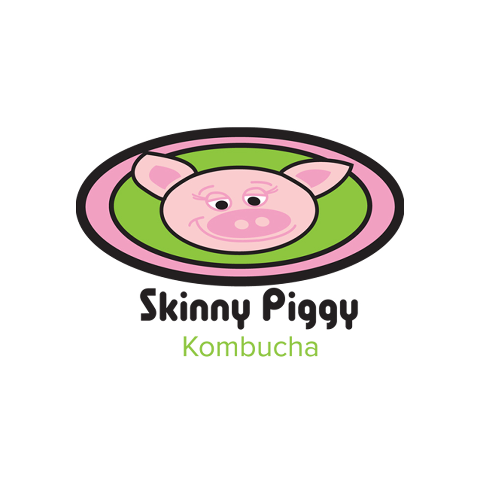 Logo Design by caracol - Entry No. 52 in the Logo Design Contest Fun Logo Design for Skinny Piggy.