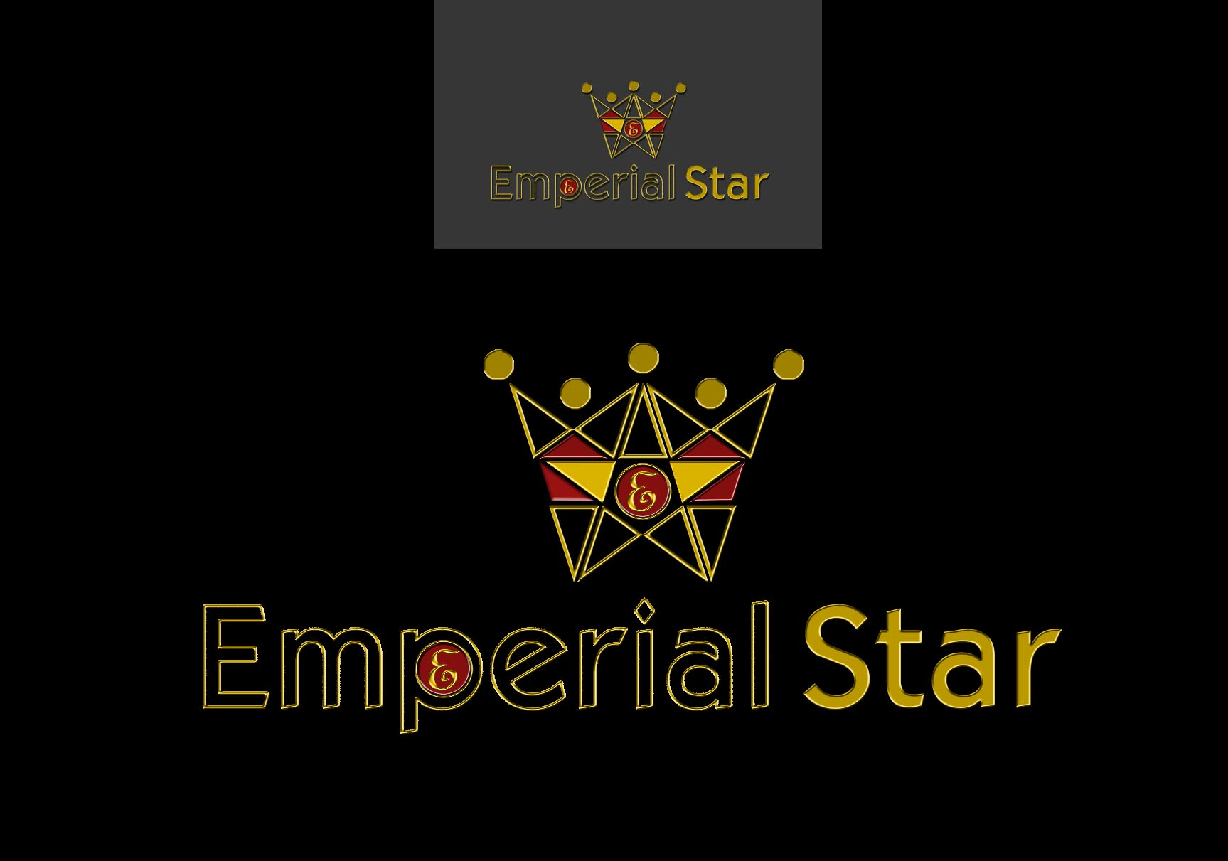 Logo Design by Cesar III Sotto - Entry No. 95 in the Logo Design Contest Emperial Star Logo Design.