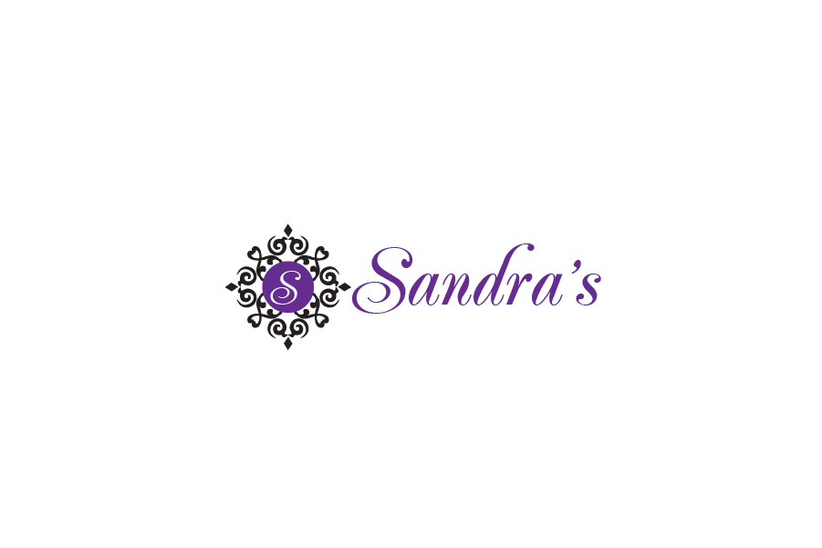 Logo Design by brands_in - Entry No. 121 in the Logo Design Contest Imaginative Logo Design for Sandra's.