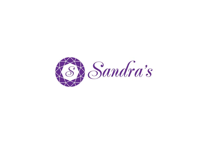 Logo Design by brands_in - Entry No. 125 in the Logo Design Contest Imaginative Logo Design for Sandra's.
