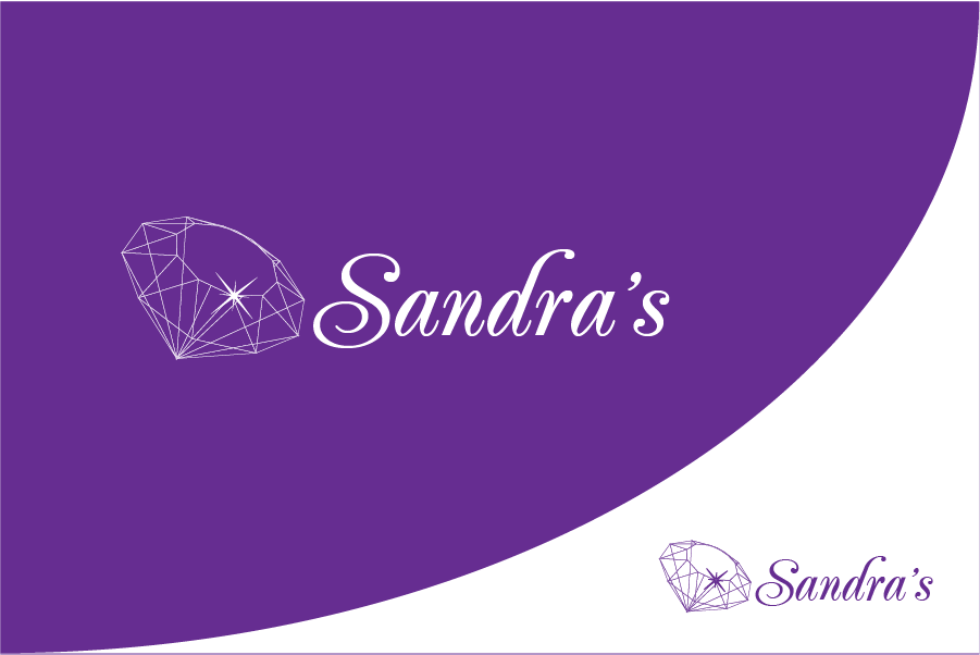 Logo Design by brands_in - Entry No. 128 in the Logo Design Contest Imaginative Logo Design for Sandra's.