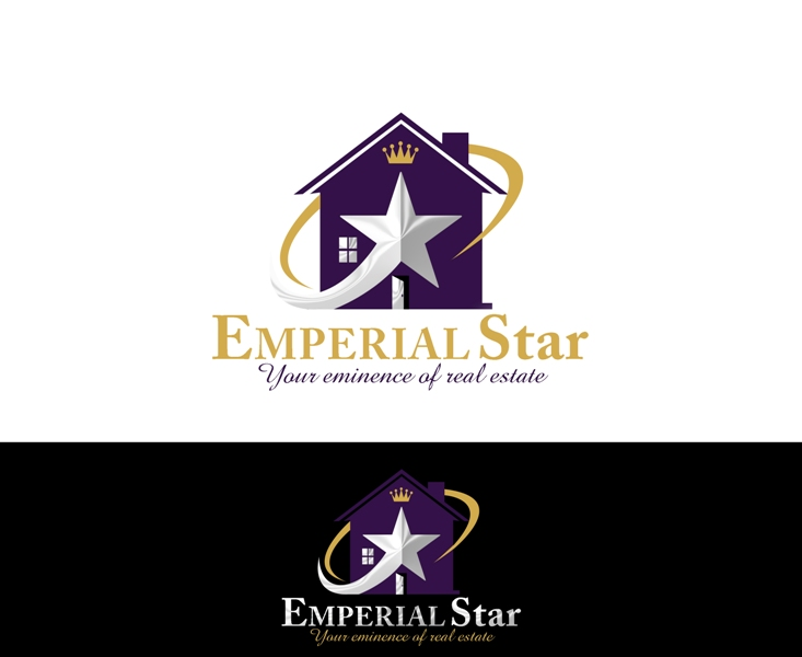 Logo Design by Juan_Kata - Entry No. 97 in the Logo Design Contest Emperial Star Logo Design.