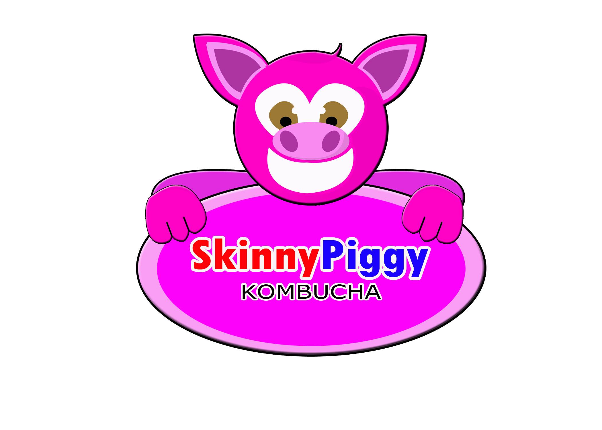 Logo Design by Jesther Jordan Minor - Entry No. 56 in the Logo Design Contest Fun Logo Design for Skinny Piggy.