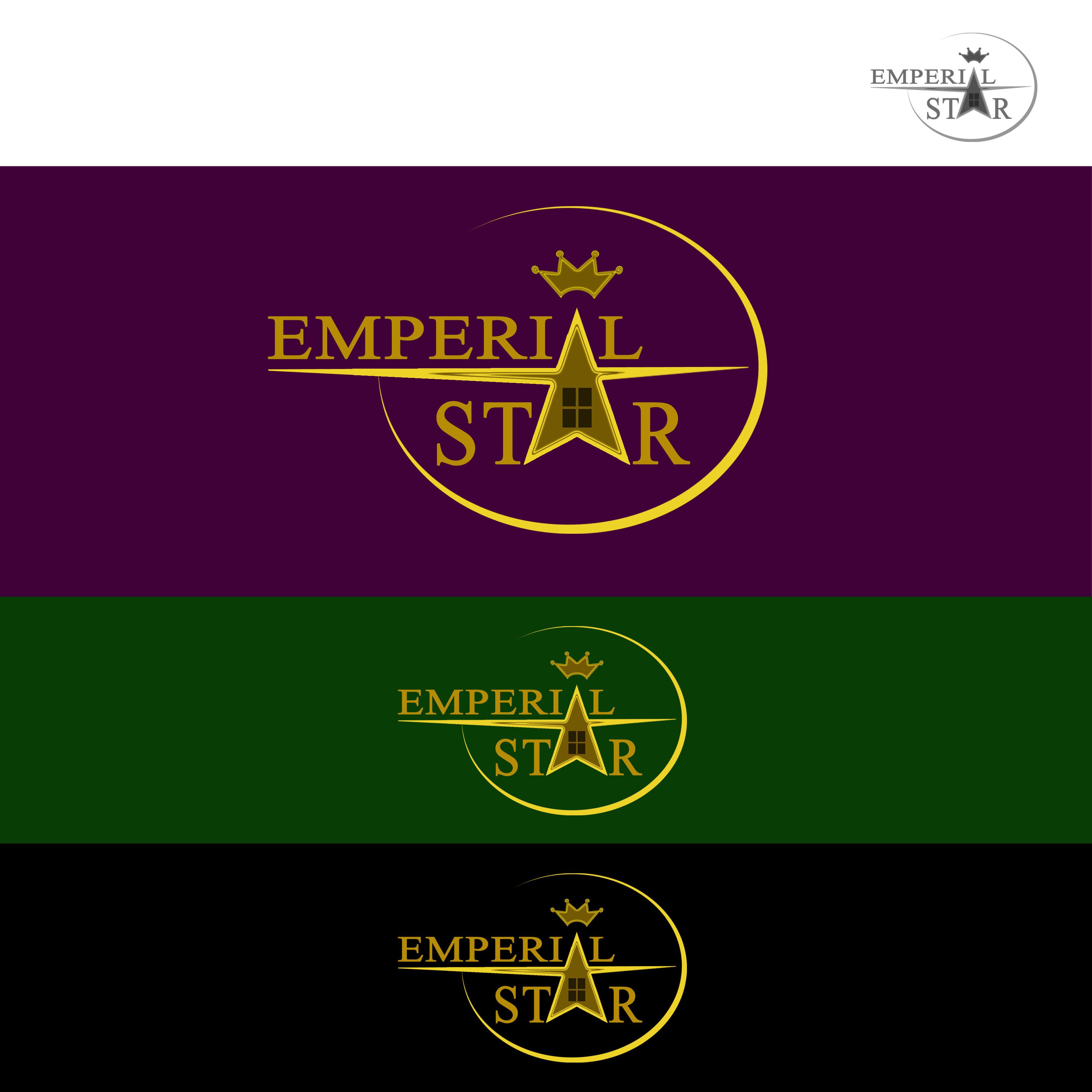 Logo Design by Alan Esclamado - Entry No. 107 in the Logo Design Contest Emperial Star Logo Design.