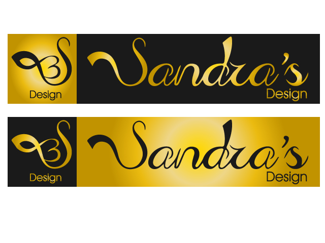 Logo Design by ronik.web - Entry No. 131 in the Logo Design Contest Imaginative Logo Design for Sandra's.