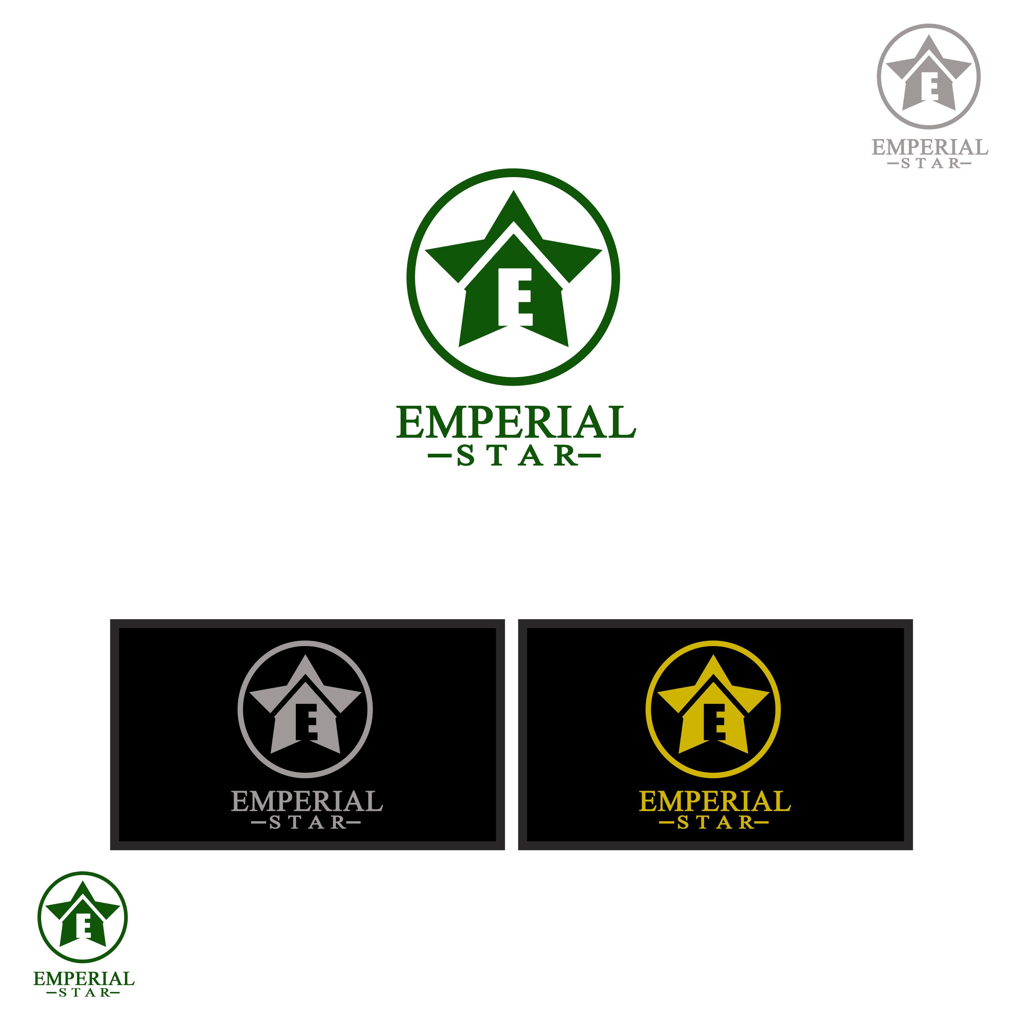 Logo Design by Alan Esclamado - Entry No. 110 in the Logo Design Contest Emperial Star Logo Design.