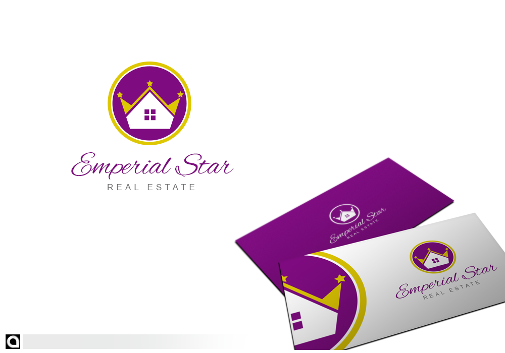 Logo Design by alocelja - Entry No. 114 in the Logo Design Contest Emperial Star Logo Design.