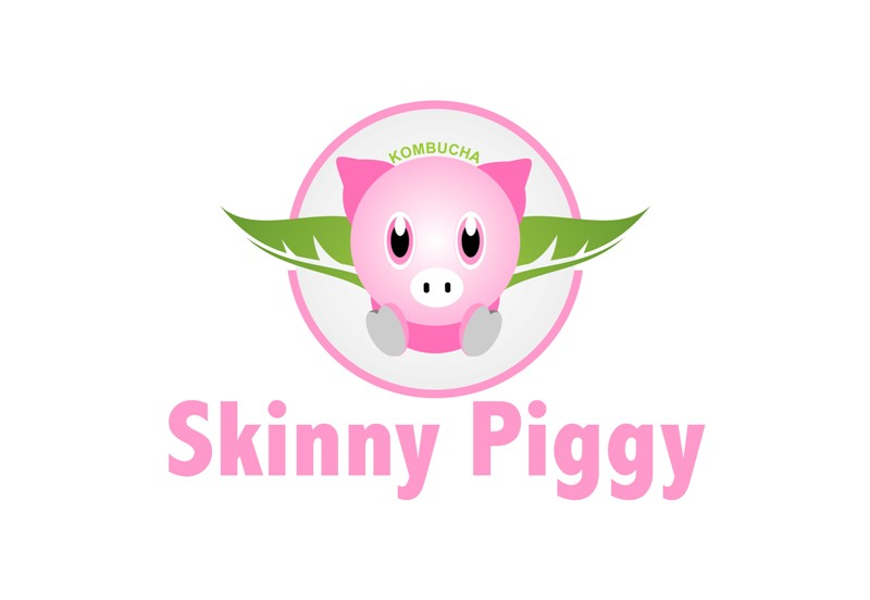 Logo Design by Crispin Jr Vasquez - Entry No. 62 in the Logo Design Contest Fun Logo Design for Skinny Piggy.