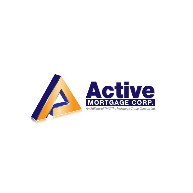 Logo Design by alfietubillara - Entry No. 159 in the Logo Design Contest Active Mortgage Corp..