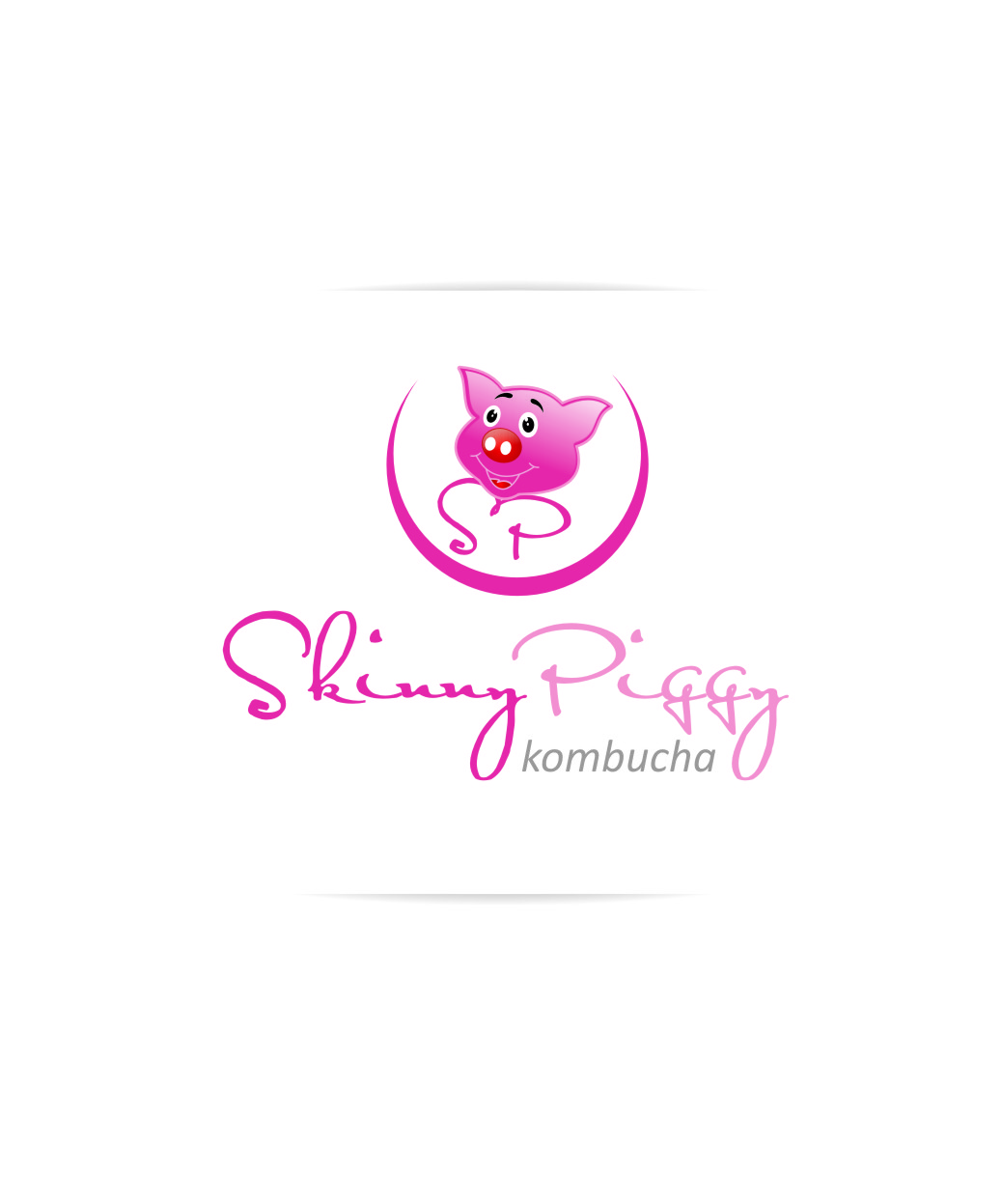 Logo Design by Ngepet_art - Entry No. 65 in the Logo Design Contest Fun Logo Design for Skinny Piggy.