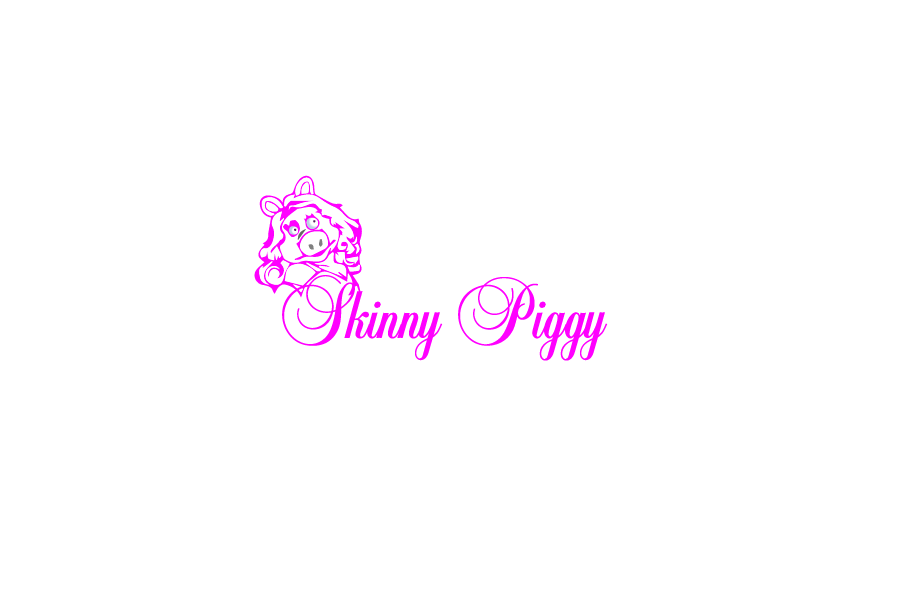 Logo Design by brands_in - Entry No. 67 in the Logo Design Contest Fun Logo Design for Skinny Piggy.