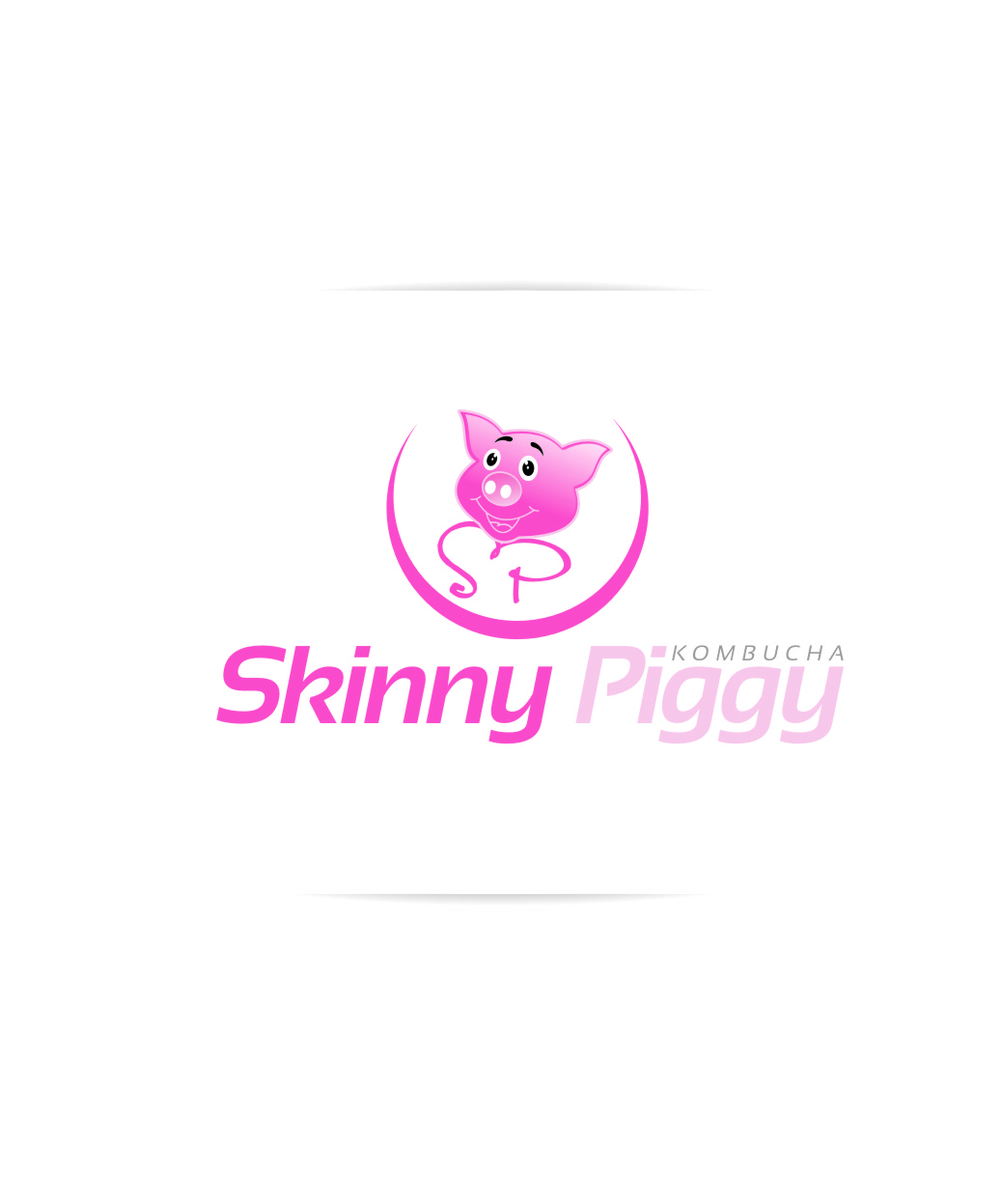 Logo Design by RasYa Muhammad Athaya - Entry No. 68 in the Logo Design Contest Fun Logo Design for Skinny Piggy.