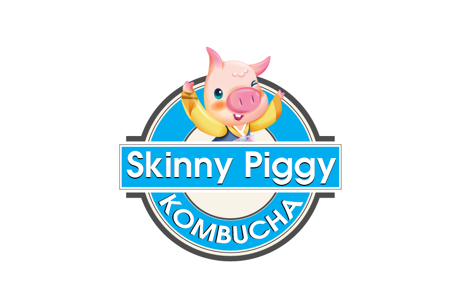 Logo Design by brands_in - Entry No. 71 in the Logo Design Contest Fun Logo Design for Skinny Piggy.