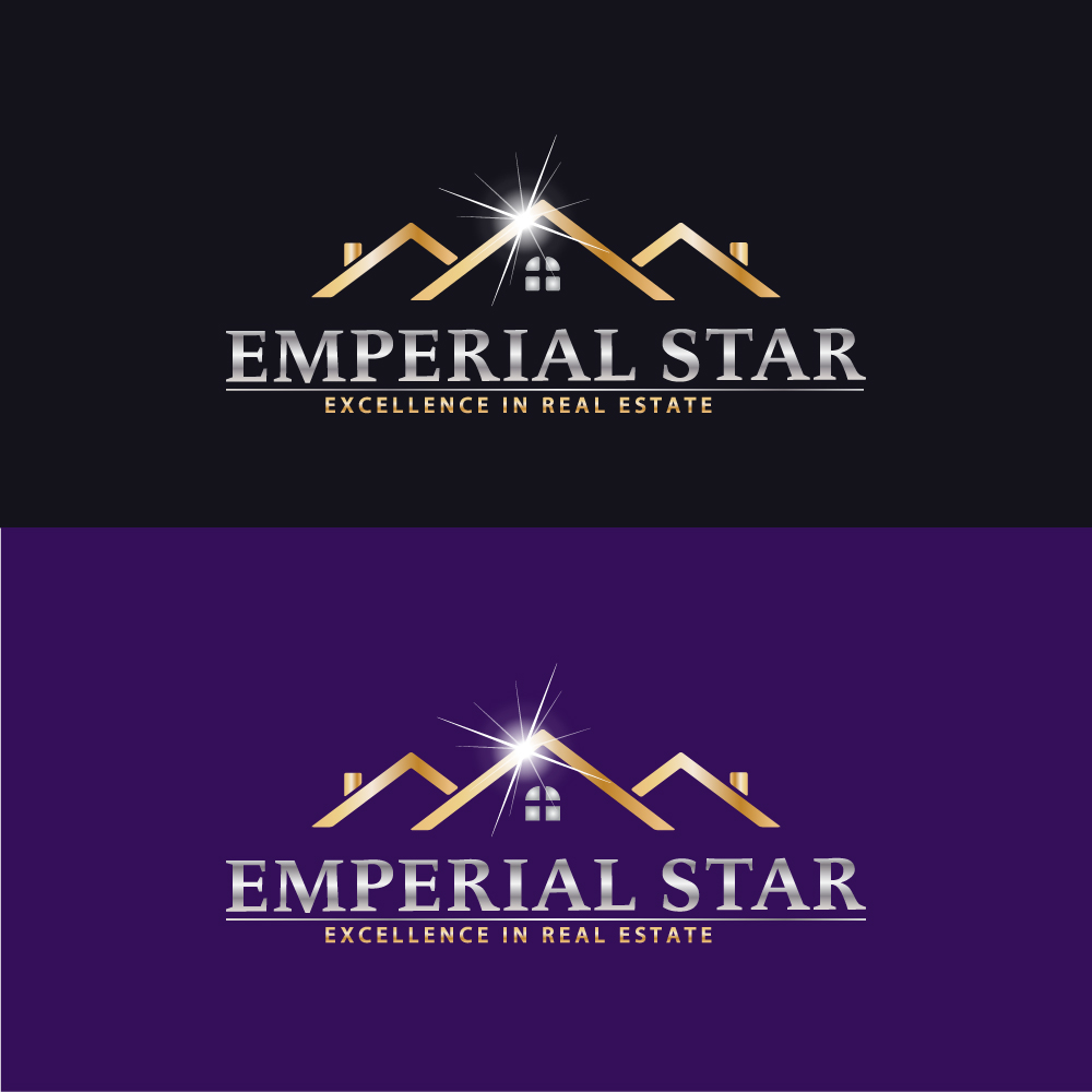 Logo Design by danelav - Entry No. 121 in the Logo Design Contest Emperial Star Logo Design.
