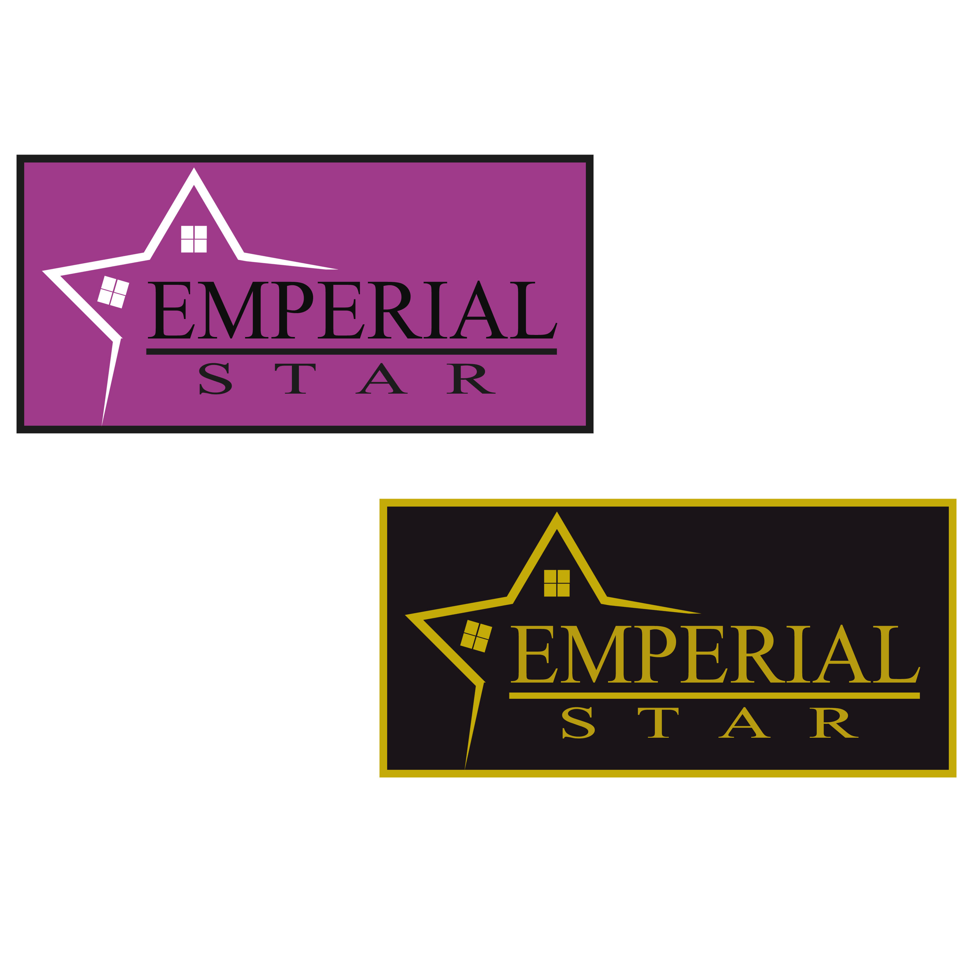Logo Design by Alan Esclamado - Entry No. 123 in the Logo Design Contest Emperial Star Logo Design.