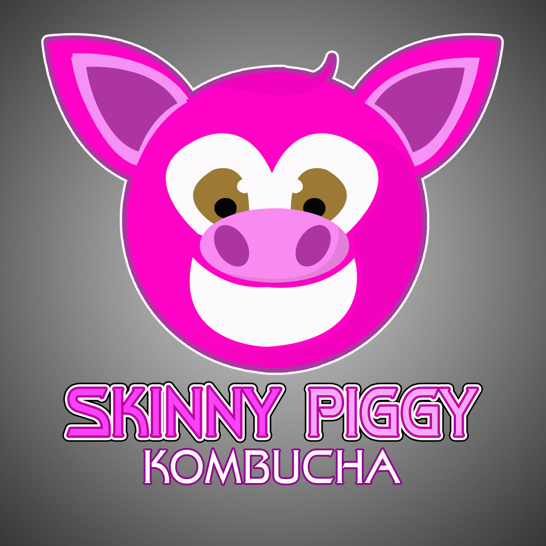 Logo Design by Jesther Jordan Minor - Entry No. 72 in the Logo Design Contest Fun Logo Design for Skinny Piggy.