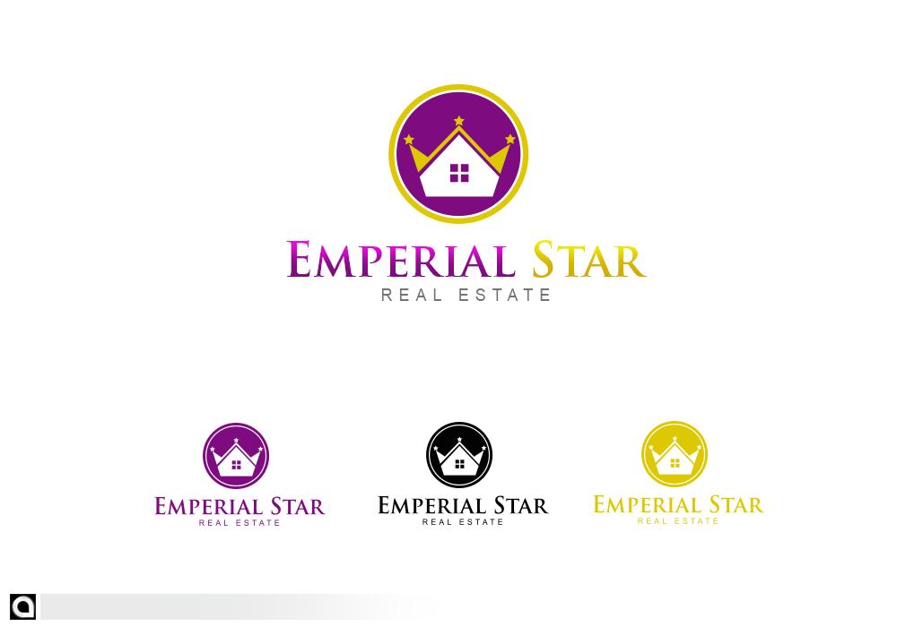Logo Design by alocelja - Entry No. 125 in the Logo Design Contest Emperial Star Logo Design.