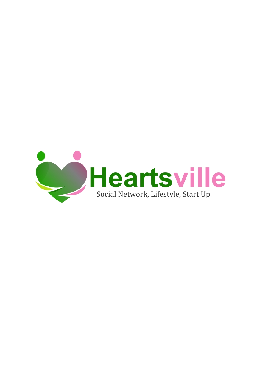 Logo Design by Private User - Entry No. 78 in the Logo Design Contest Unique Logo Design Wanted for Heartsville.