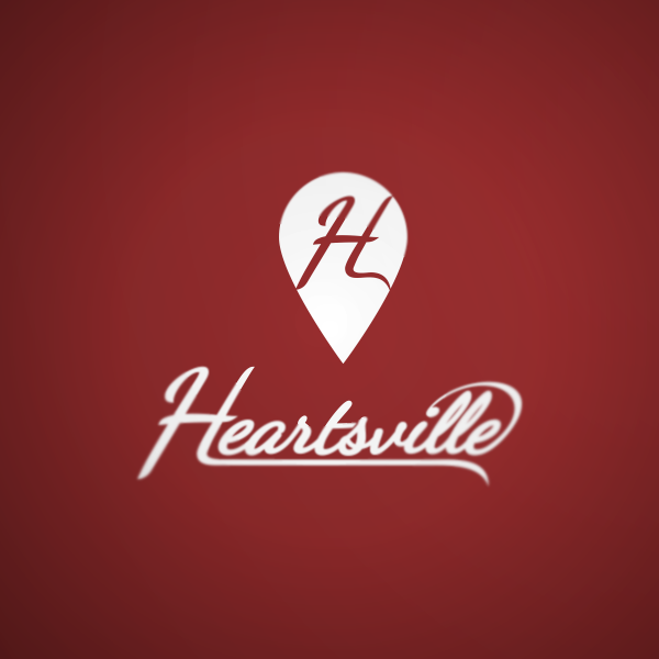 Logo Design by Private User - Entry No. 80 in the Logo Design Contest Unique Logo Design Wanted for Heartsville.