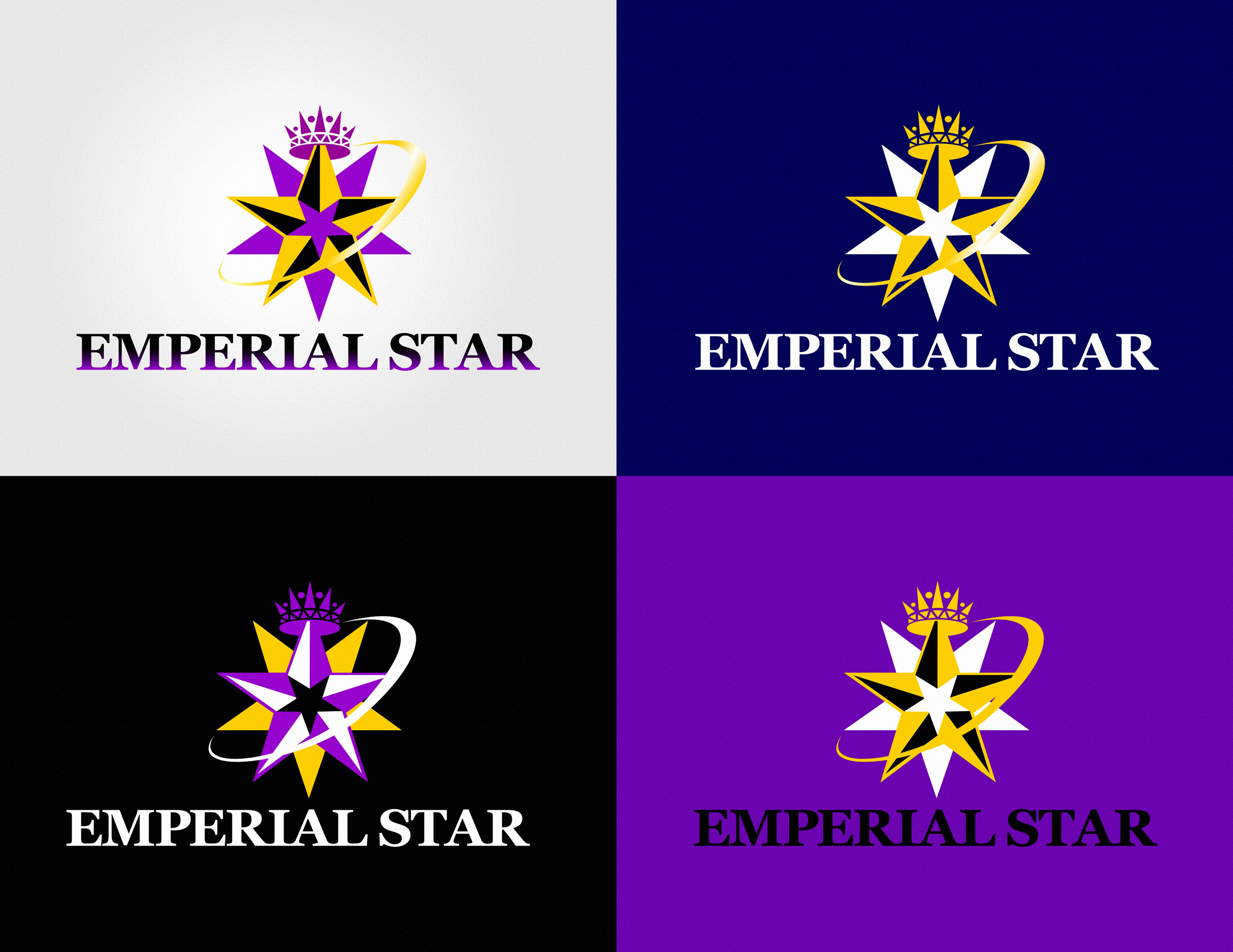Logo Design by Private User - Entry No. 128 in the Logo Design Contest Emperial Star Logo Design.