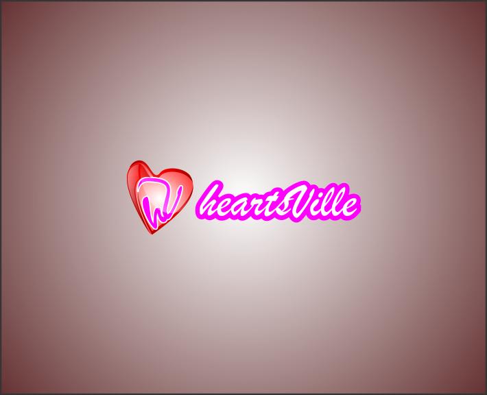 Logo Design by Agus Martoyo - Entry No. 85 in the Logo Design Contest Unique Logo Design Wanted for Heartsville.